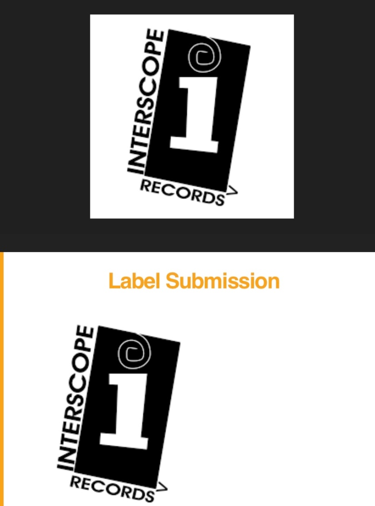 SUBMIT YOUR MUSIC TO INTERSCOPE & ATLANTIC RECORDS A&R